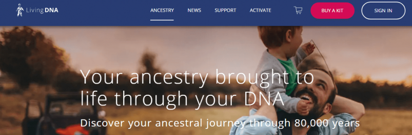 6 BEST DNA TESTS FOR ANCESTRY -- Joseph