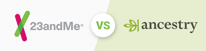 23andMe vs AncestryDNA: recensione 2021 - Quale scegliere?