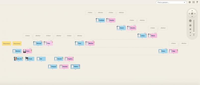 MyHeritage vs AncestryDNA - MyHeritage Family Tree Builder