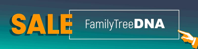FamilyTreeDNA Black Friday Deal
