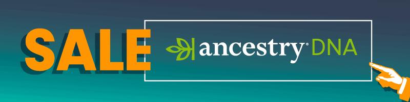 AncestryDNA Black Friday Deal