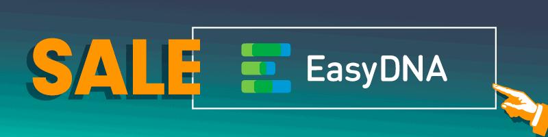 EasyDNA Black Friday Deal