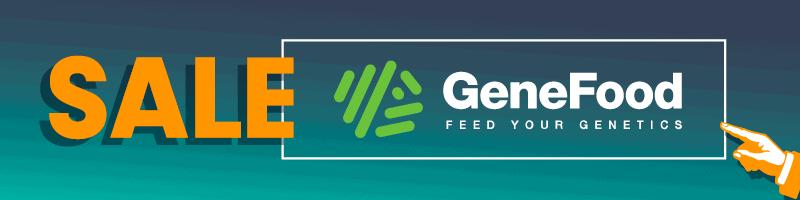 Gene Food Black Friday Deal