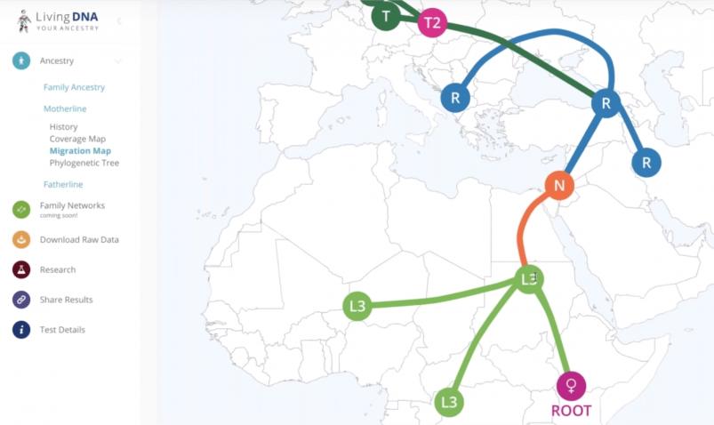 Best 23andMe Alternatives - Living DNA