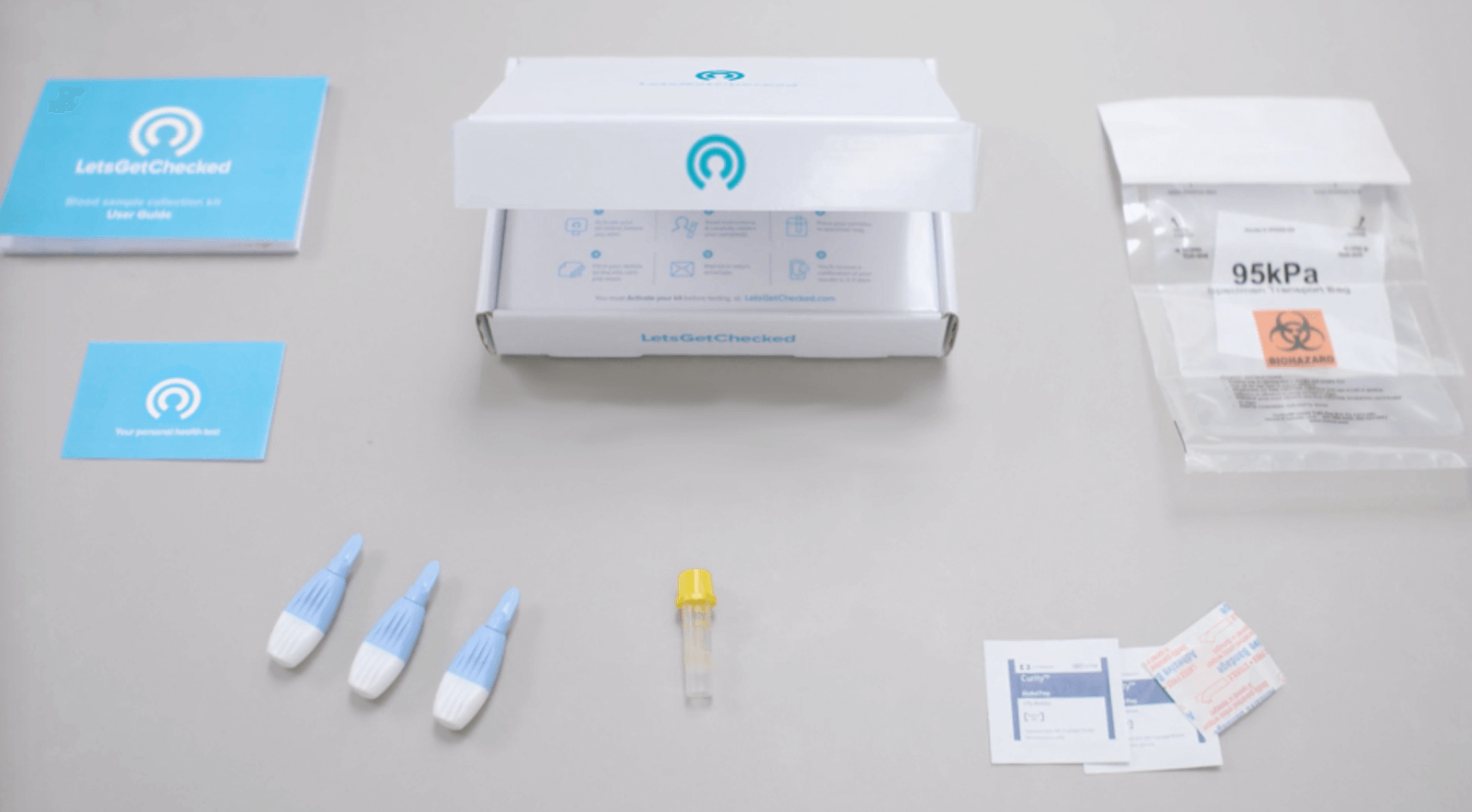 LetsGetChecked Review - DNA test kit review