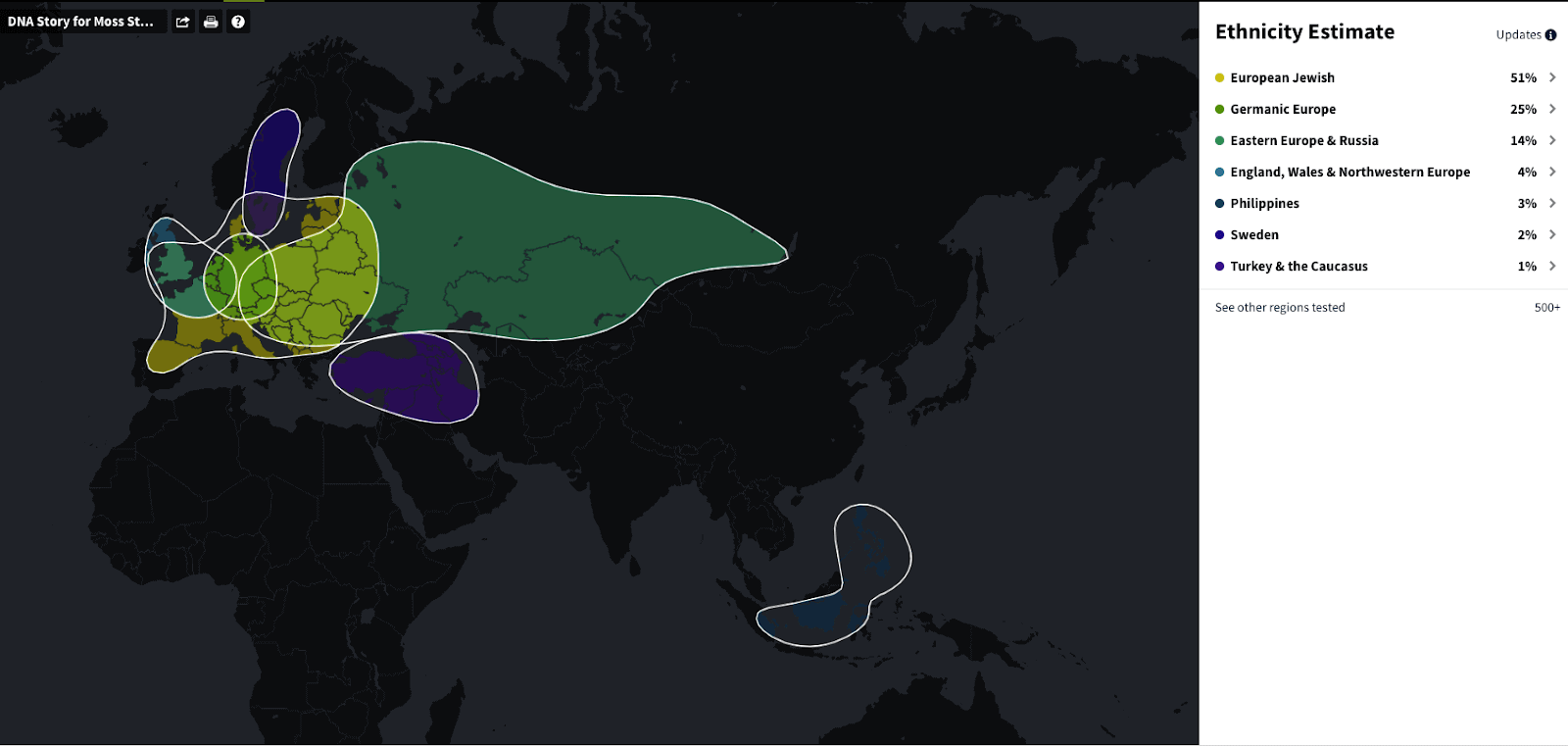 AncestryDNA Recenzie