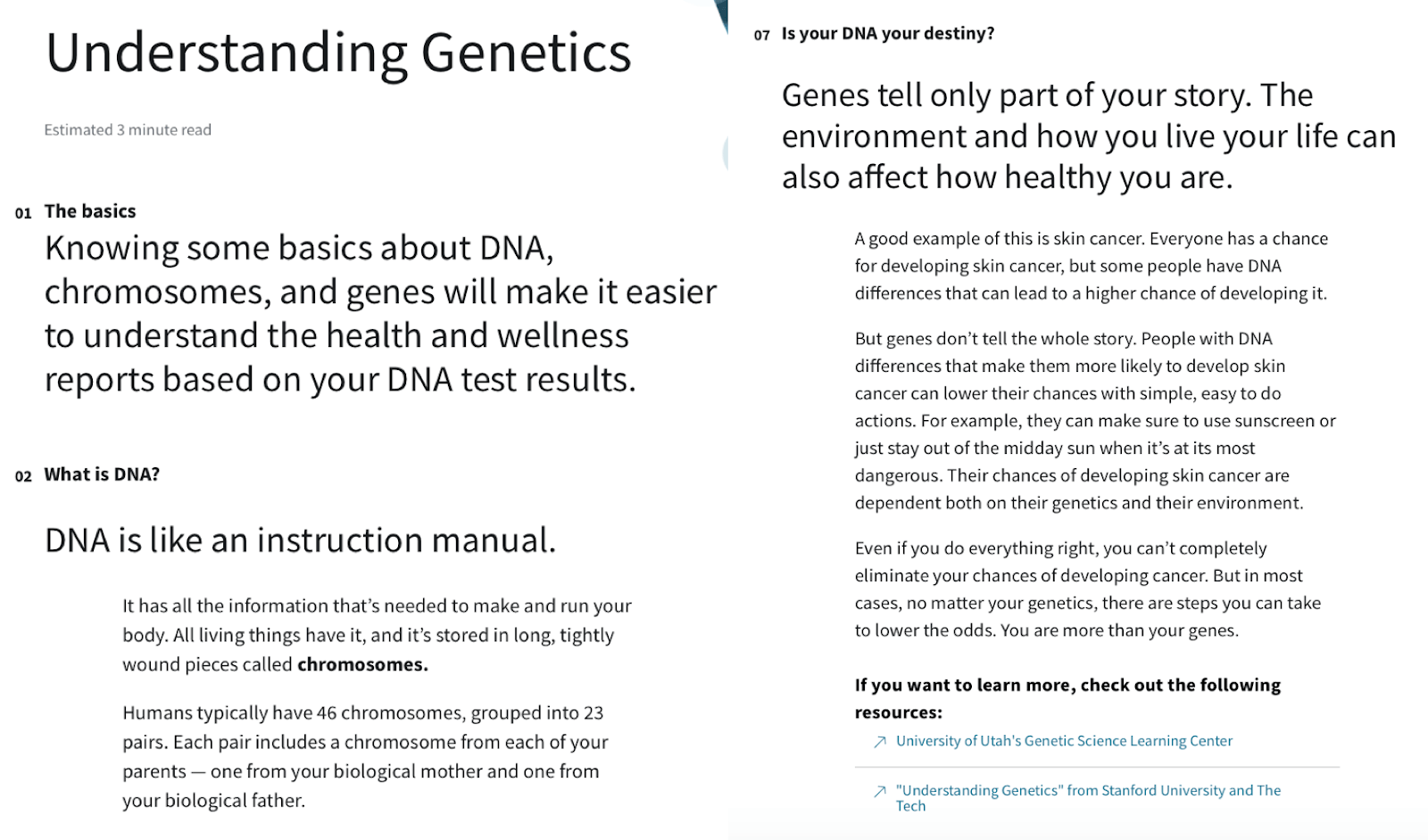 AncestryDNA recenze