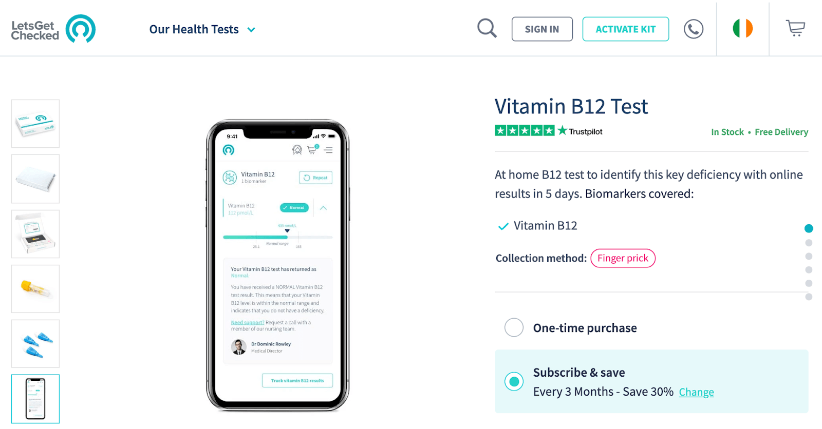 Best Vitamin B12 Tests