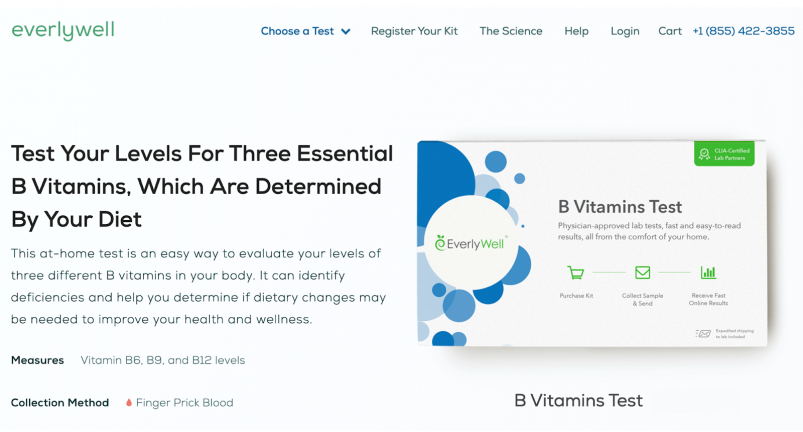 Best Vitamin B12 Tests