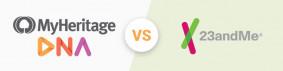 MyHeritage vs 23andMe│検査の正確さに大きな差があることが判明【2021年に徹底検証】