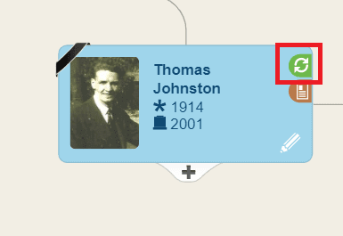 Smart Matching on MyHeritage's Family Tree Builder