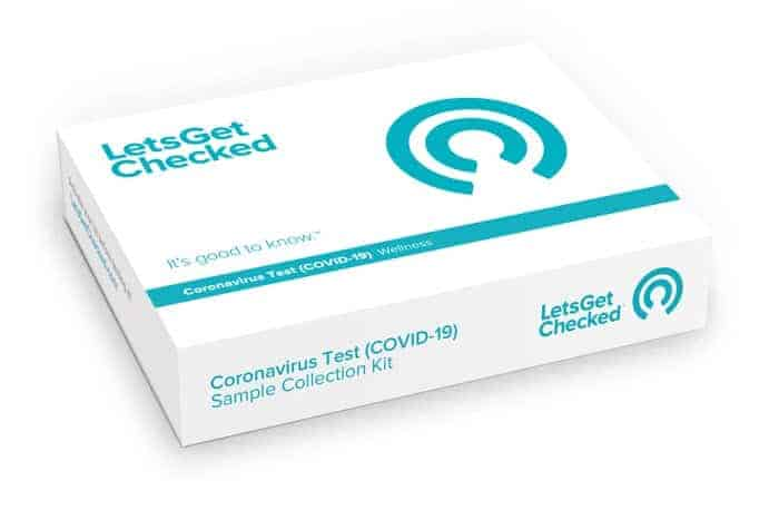LetsGetChecked – Best Overall At-Home COVID-19 Test Kit