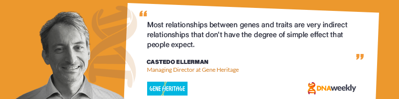 Breaking Old Myths About Genetics And DNA - Interview with Gene Heritage Founder