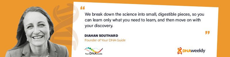Discovering Your DNA With Your DNA Guide