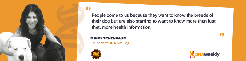 DNA My Dog - Discovering Your Dogs Identity