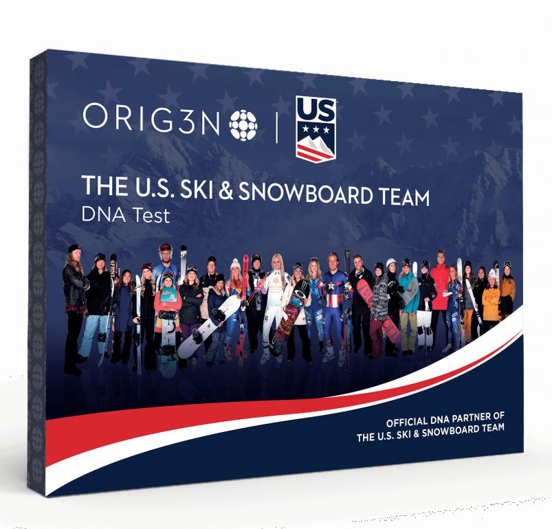 Orig3n U.S. Ski & Snowboard Team test