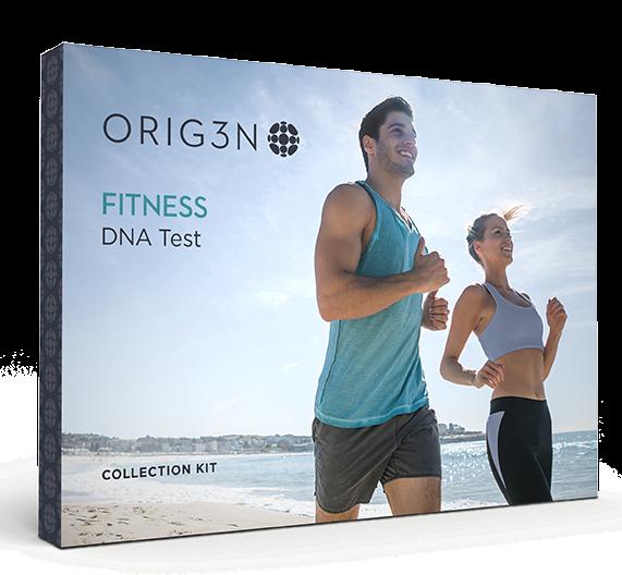 Orig3n Fitness test