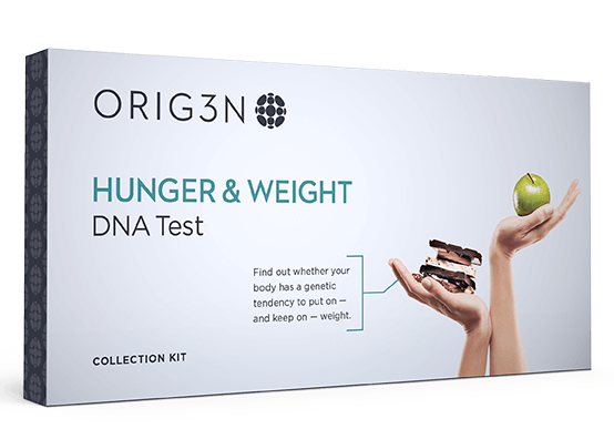 Orig3n Hunger & Weight test