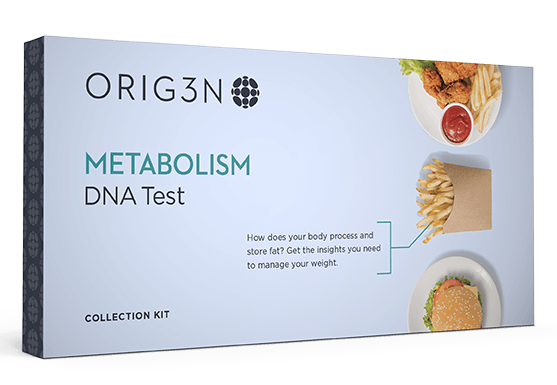 Orig3n Metabolism test