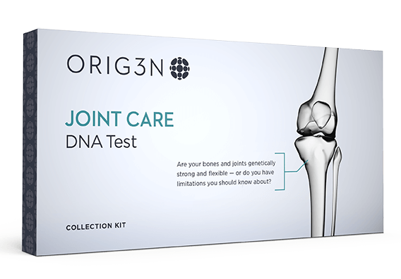 Orig3n Joint Care test