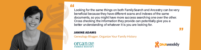 Organize Your Family History for Future Generations