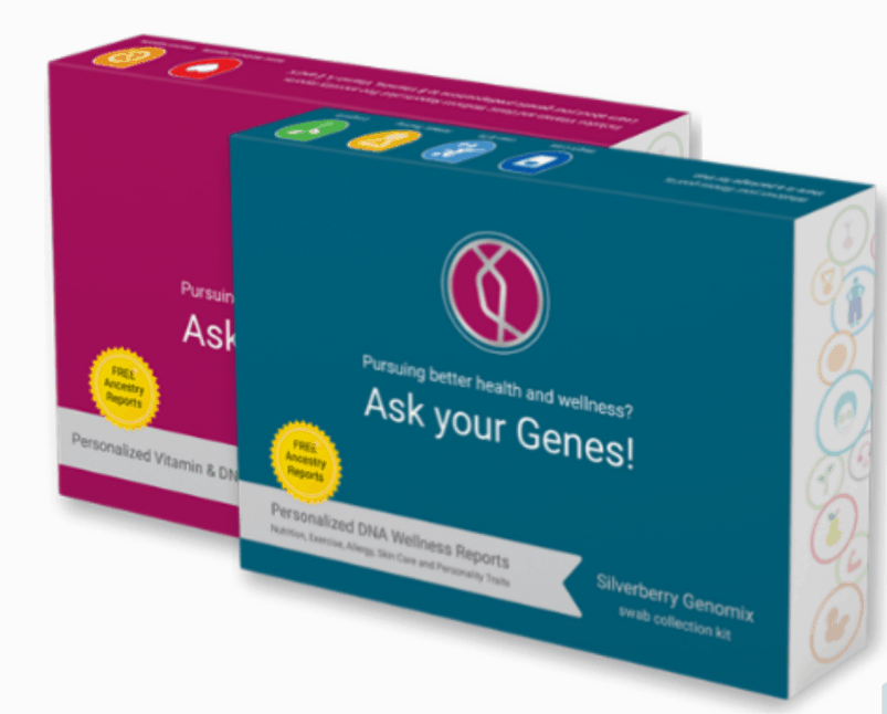 Silverberry Genomix DNA Tests