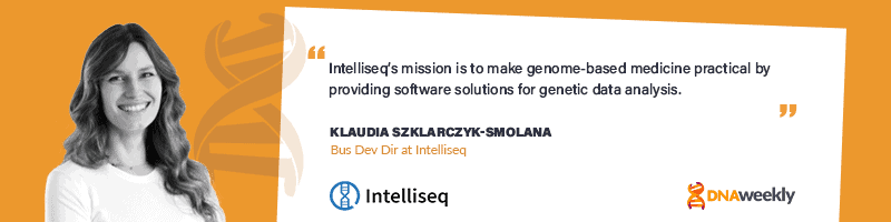 DNA Analysis Made Simple With Intelliseq