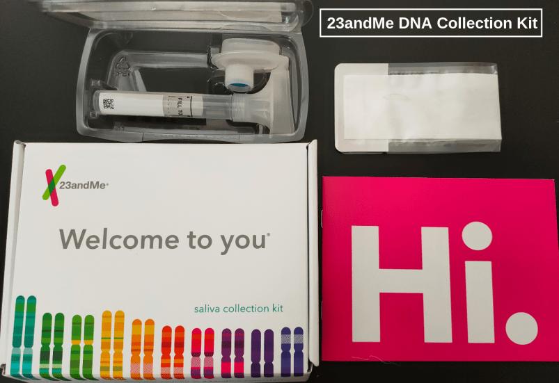 23andMe DNA Collection Kit