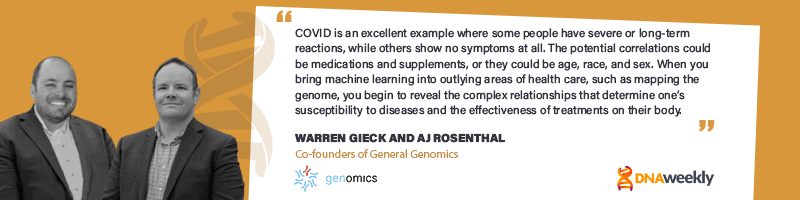 Personalizing Healthcare Through Data With General Genomics