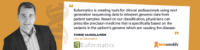 Interpret Genomic Data With Euformatics NGS Analysis Platform