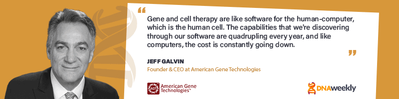 Accelerate Drug Development And Novel Therapeutics With American Gene Technologies