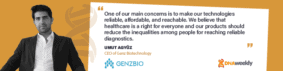 Combating Complex Diseases With GENZ Biotechnology